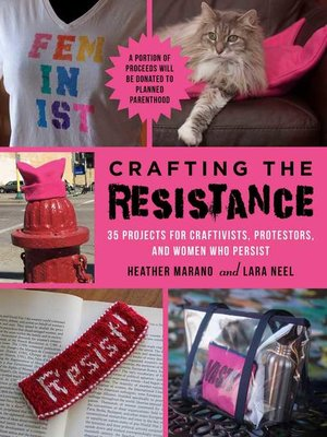 cover image of Crafting the Resistance