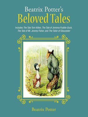 cover image of Beatrix Potter's Beloved Tales