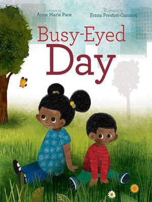 cover image of Busy-Eyed Day