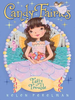 cover image of Taffy Trouble