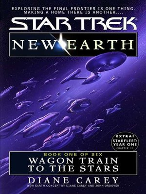 cover image of Wagon Train To The Stars