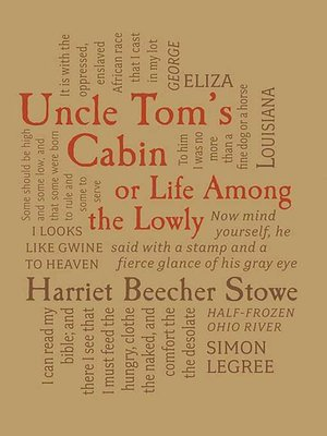 cover image of Uncle Tom's Cabin