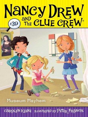 cover image of Museum Mayhem