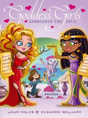 cover image of Aphrodite the Diva