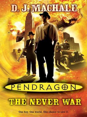cover image of The Never War