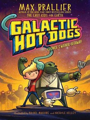 cover image of Cosmoe's Wiener Getaway