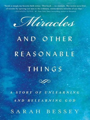 cover image of Miracles and Other Reasonable Things