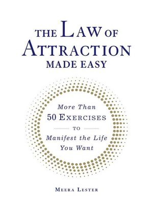 cover image of The Law of Attraction Made Easy