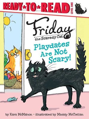 cover image of Playdates Are Not Scary!