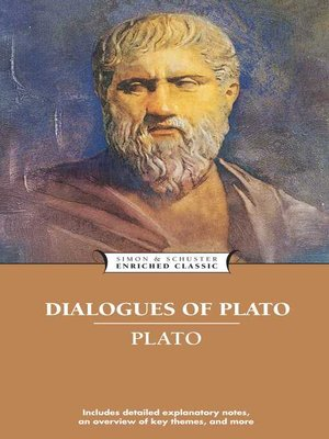 cover image of Dialogues of Plato