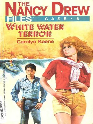 cover image of White Water Terror