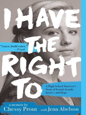 cover image of I Have the Right To