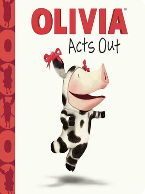 cover image of Olivia Acts Out
