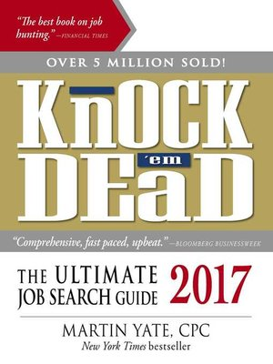 cover image of Knock 'em Dead 2017