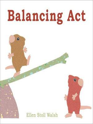 cover image of Balancing Act