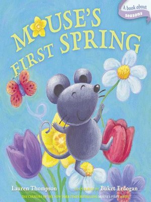 cover image of Mouse's First Spring