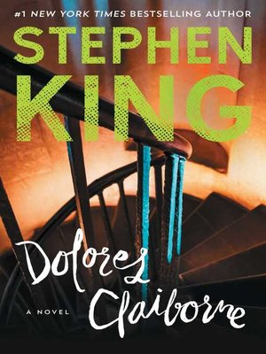 cover image of Dolores Claiborne