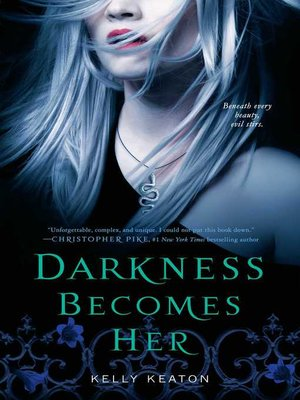 cover image of Darkness Becomes Her