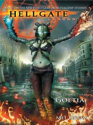 cover image of Goetia