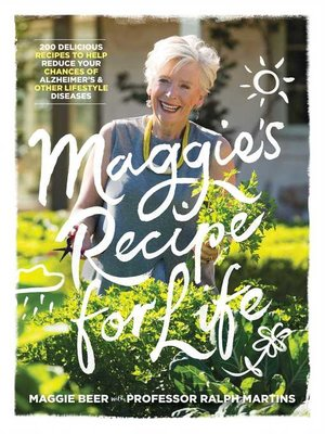 cover image of Maggie's Recipe for Life