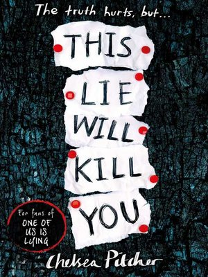 cover image of This Lie Will Kill You