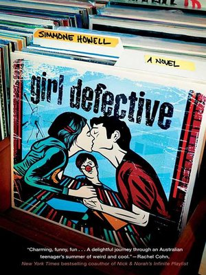 cover image of Girl Defective