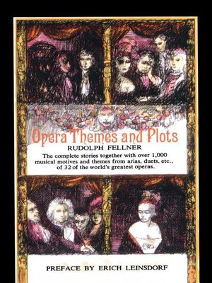 cover image of Opera Theme Plot