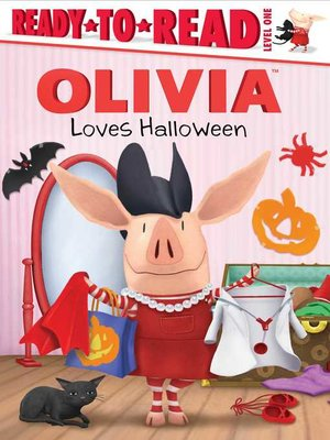 cover image of Olivia Loves Halloween
