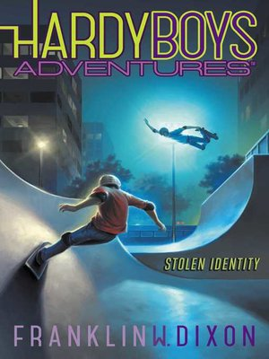 cover image of Stolen Identity