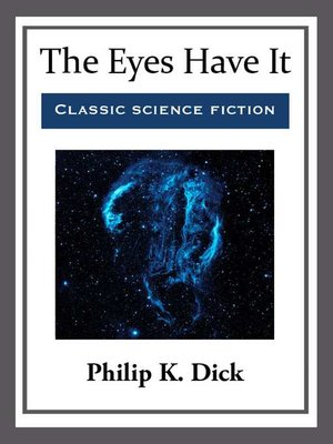 cover image of The Eyes Have It