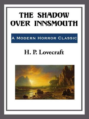 cover image of The Shadow of Innsmouth