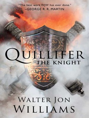 cover image of Quillifer the Knight