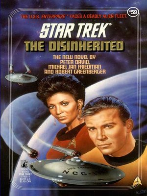 cover image of The Disinherited