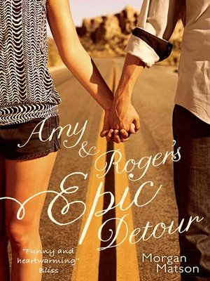 cover image of Amy & Roger's Epic Detour