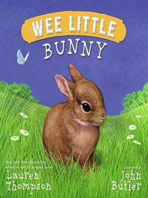 cover image of Wee Little Bunny