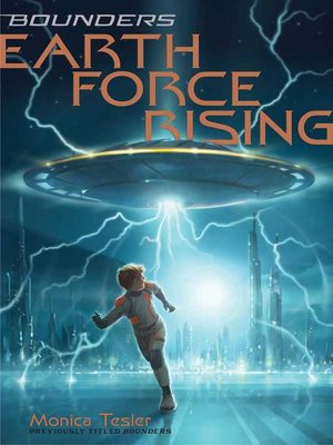 cover image of Earth Force Rising