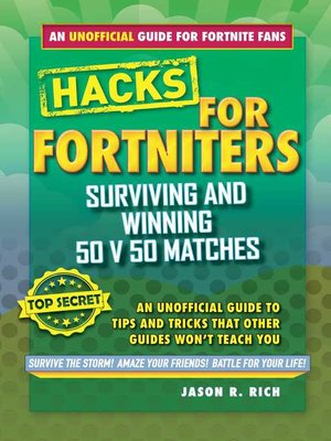 cover image of Surviving and Winning 50 v 50 Matches: An Unofficial Guide to Tips and Tricks That Other Guides Won't Teach You