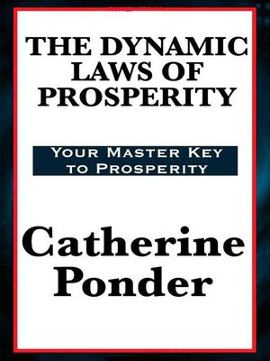 cover image of Dynamic Laws of Prosperity