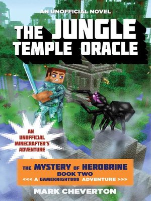 cover image of The Jungle Temple Oracle
