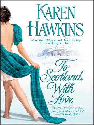 cover image of To Scotland, With Love