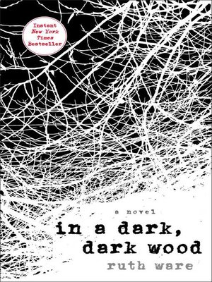 Cover image for In a Dark, Dark Wood