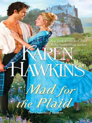 cover image of Mad for the Plaid
