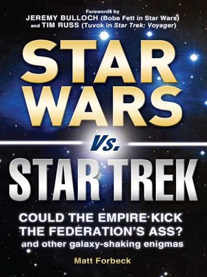 cover image of Star Wars vs. Star Trek