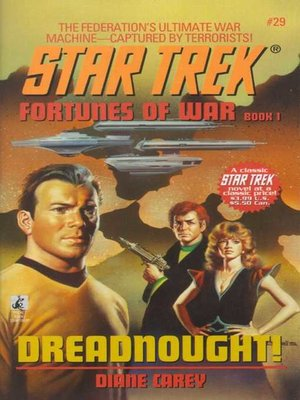 cover image of Dreadnought!