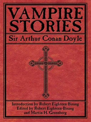 cover image of Vampire Stories