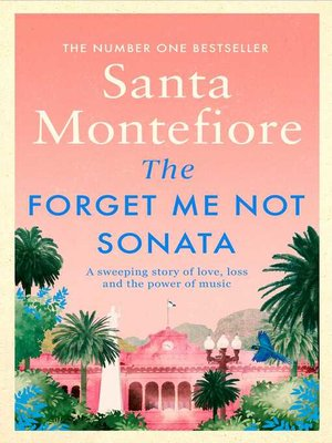 cover image of The Forget-Me-Not Sonata