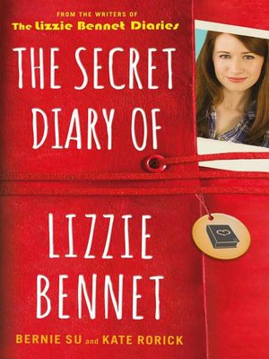cover image of The Secret Diary of Lizzie Bennet