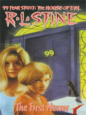 cover image of The First Horror