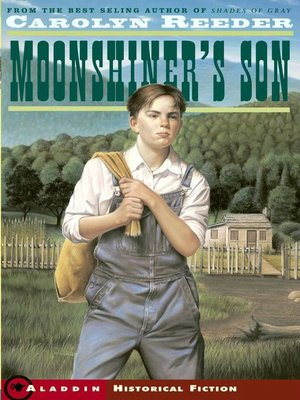 cover image of Moonshiner's Son