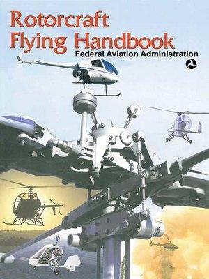 cover image of Rotorcraft Flying Handbook